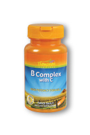 Thompson Nutritional: B Complex with C 60ct