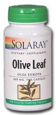 Olive Leaf, 100ct 300mg