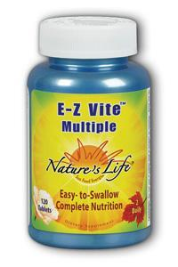 Natures Life: E-Z Vite Multiple 120ct