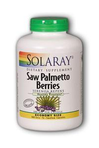 Saw Palmetto Berries, 360ct 580mg