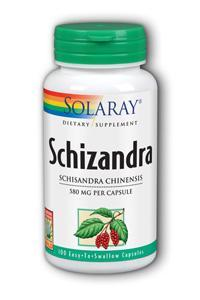 Schizandra Berries, 100ct 580mg