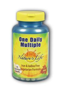 Natures Life: One Daily Multiple 60ct