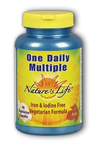 Natures Life: One Daily Multiple 90ct