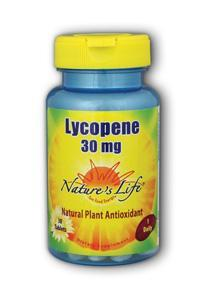 Natures Life: Lycopene 30mg 30ct