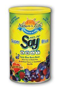 Natures Life: Super Blue Soy™ Protein 1 lb