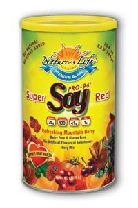Natures Life: Super Red Soy™ Protein 1 lb