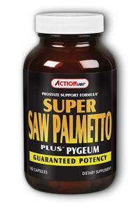 Action Labs: Super Saw Palmetto Plus 100ct