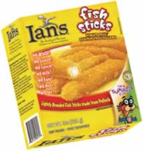 Ian's Fish Sticks Reviews