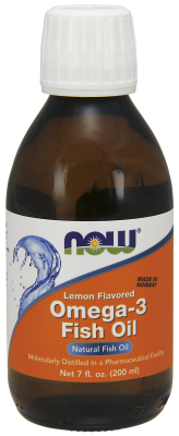 OMEGA -3  LEMON LIQUID   200ML, 1