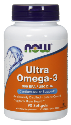 Ultra Omega-3, 90 SoftGels
