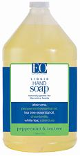 EO PRODUCTS: HAND SOAP PEPPERMINT And TEA TREE RFL 128OZ
