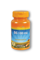 Thompson Nutritional: B-6 100mg 100mg 60ct 100mg
