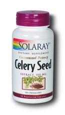 Solaray: GP Celery Seed Extract 30ct 100mg