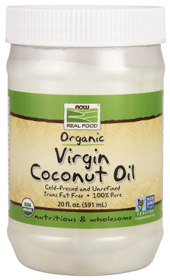 Virgin Coconut Oil, 20 FL OZ