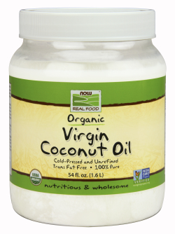 Organic Coconut Oil Virgin, 54 oz