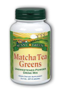 Matcha Tea Greens Dietary Supplement