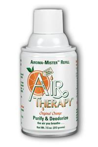 Living Flower Essences: Airoma Mister Refill Original Orange 7.5 oz