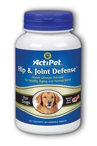 ActiPet: Hip & Joint Defense For Dogs 60ct