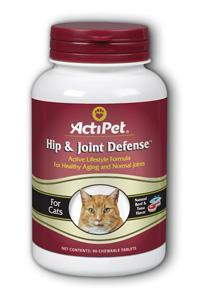 Hip & Joint Defense For Cats Dietary Supplement