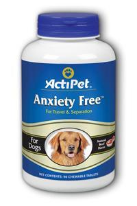 ActiPet: Anxiety Free For Travel and Separation 90ct