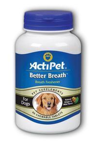 ActiPet: Better Breath 60ct