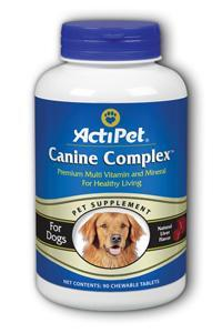 Canine Complex Dietary Supplement