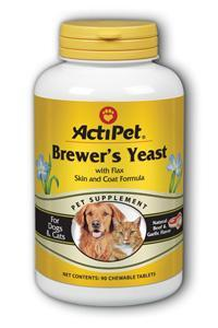 ActiPet: Brewer's Yeast 90ct