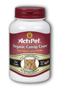 Organic Catnip Craze Dietary Supplement
