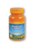 Thompson Nutritional: Olive Leaf 250mg 60ct 250mg