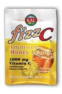 Kal: Fizz c immune honey lemon 6.8 Pwd HoneyLemon