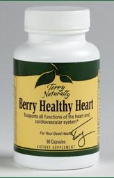 EuroPharma: Berry Healthy Heart 60 Caps