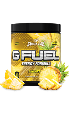 G FUEL PINEAPPLE