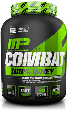 COMBAT 100% WHEY CHOCOLATE
