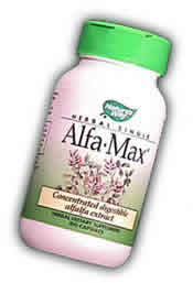 NATURE'S WAY: Alfa-Max 100 caps