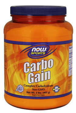 NOW: CARBO GAIN  2 LB 2 lb