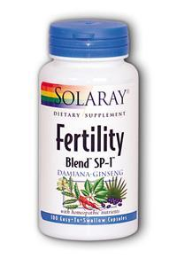 Solaray: Fertility Blend SP-1 100ct
