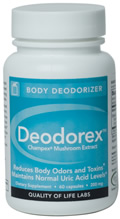 QUALITY OF LIFE LABS: DEODOREX 60C