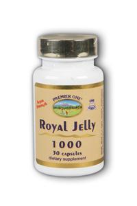 Premier One: Royal Jelly 1000 30ct 1000mg