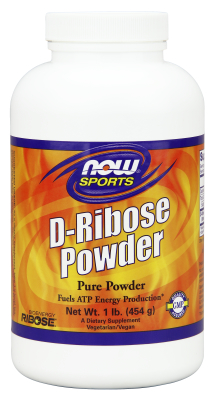 NOW: RIBOSE PURE POWDER 1 lb