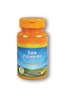 Thompson Nutritional: Saw Palmetto extract 160mg 60ct 160mg