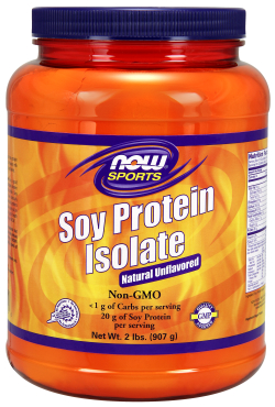 SOY PROTEIN  2 LB, 2 lb