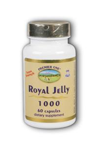 Premier One: Royal Jelly 1000 60ct 1000mg