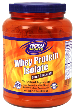 WHEY PROTEIN ISOLATE CHOCOLATE  2 LB, 1