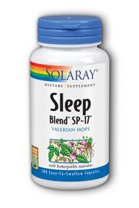 Solaray: Sleep Blend SP-17 100ct