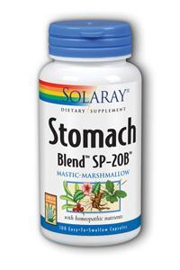 Solaray: Stomach Blend SP-20B 100 ct