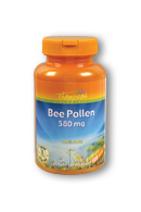 Thompson Nutritional: Bee Pollen 580mg 100ct 580mg