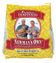 Newman's Own Organics: Dog food,og,adlt,chicken&rice 1.5