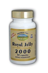 Premier One: Royal Jelly 2000 30ct 2000mg
