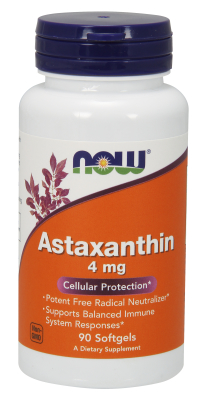 ASTAXANTHIN 4 MG SOFTGEL, 90 SOFTGELS