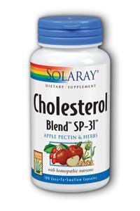 Solaray: Cholesterol Blend SP-31 100ct